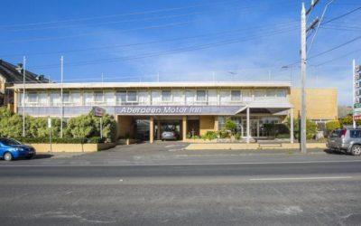 'Aberdeen Motor Inn' 9 Aberdeen St, Geelong VIC