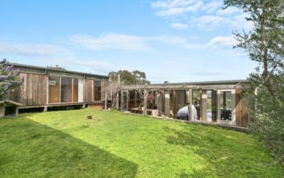 'Hawkes House' (relocated) 15 Brent Ave, Aireys Inlet VIC