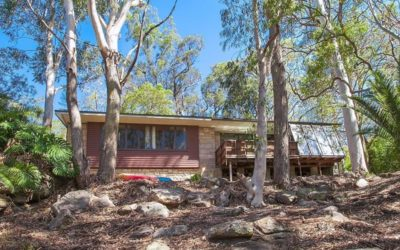 'Sever House' 34 Barons Cres, Hunters Hill NSW