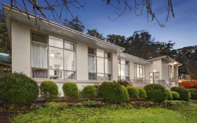 'Corcoran House' 12-14 McCarthy Rd Olinda VIC