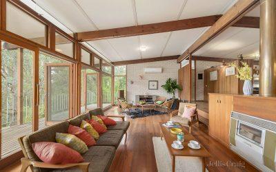 'Porter House' 30 Koornong Cres, North Warrandyte VIC