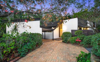 'Courtyard House' 4 Staddon Close, St Ives NSW